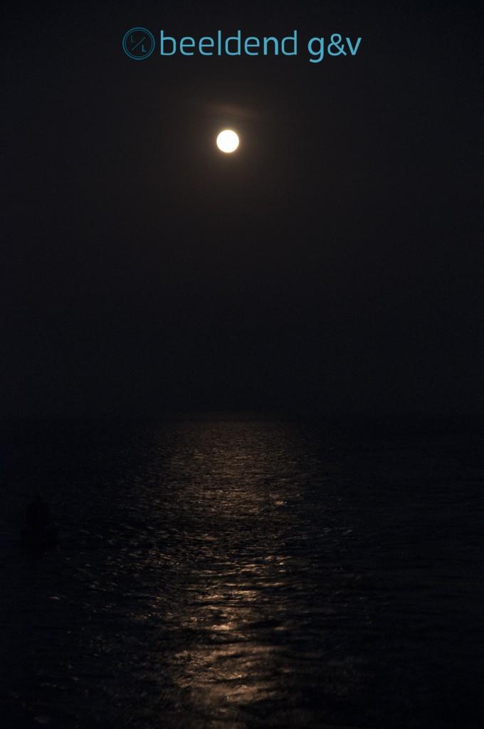 Weerschijn van de maan