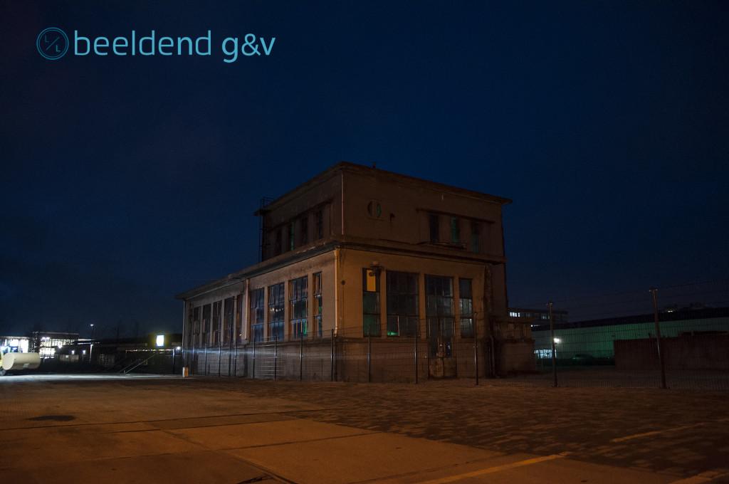 De oude Krachtcentrale