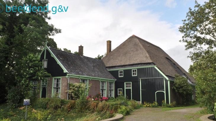 West friesland beeldend g v for Boerderij paardenstallen te koop