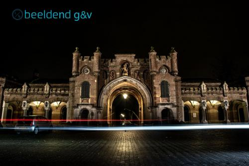 20201121-Naarden-by-night-1