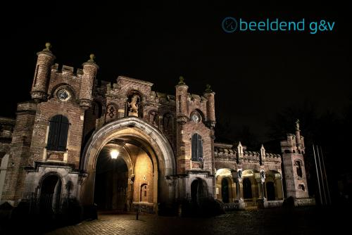 20201121-Naarden-by-night-2