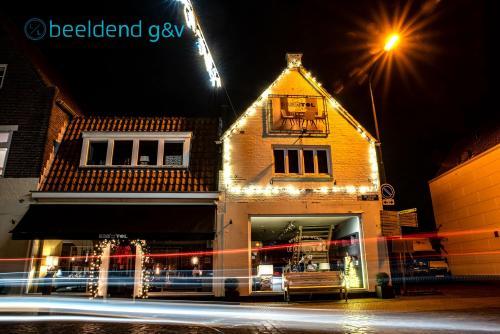 Cattenhagestraat / hoek Burgemeester Wesselingplein